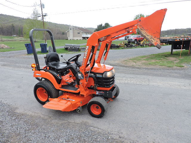 2004 Kubota BX1500 Sub Compact Tractor Loader Has 54 ...