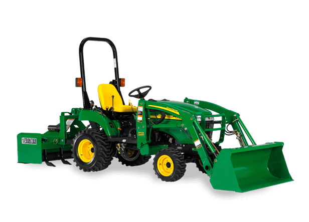 2305 4WD Compact Tractor - New Compact Utility Tractors ...
