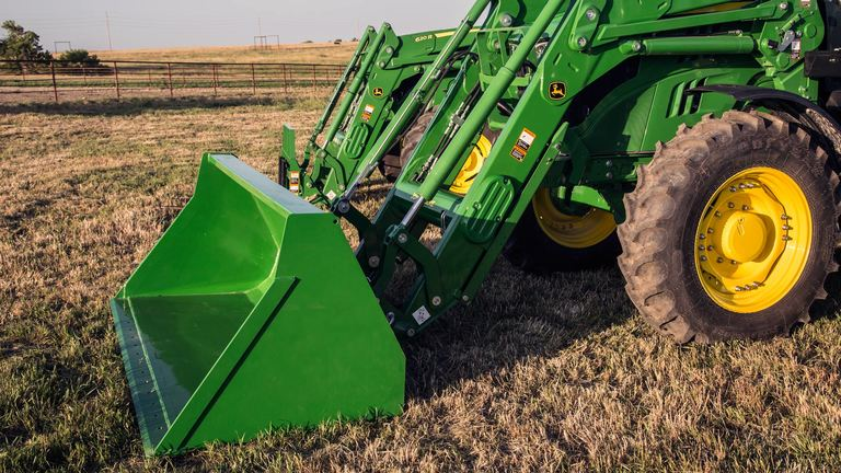 Row Crop Tractor Loaders - Bodensteiner Implement Company