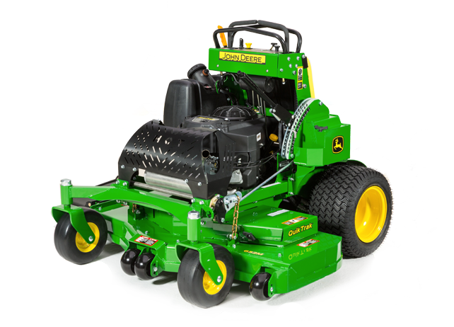 Commercial Mowers | QuikTrak™ 652M Stand-On Mowers | John ...