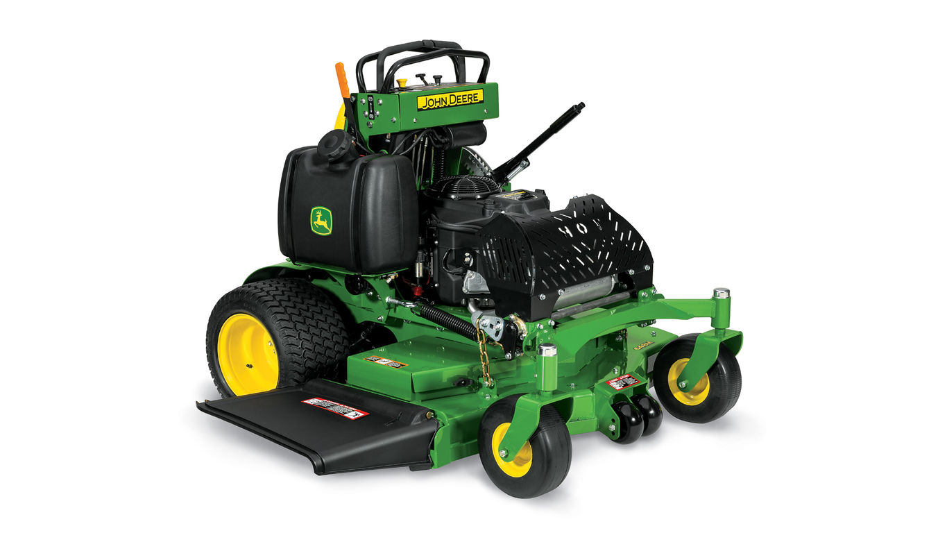 Commercial Mowers | QuikTrak™ 648R Stand-On Mowers | John ...