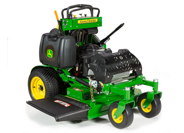 Commercial Mowers | QuikTrak™ 636M Stand-On Mowers | John ...