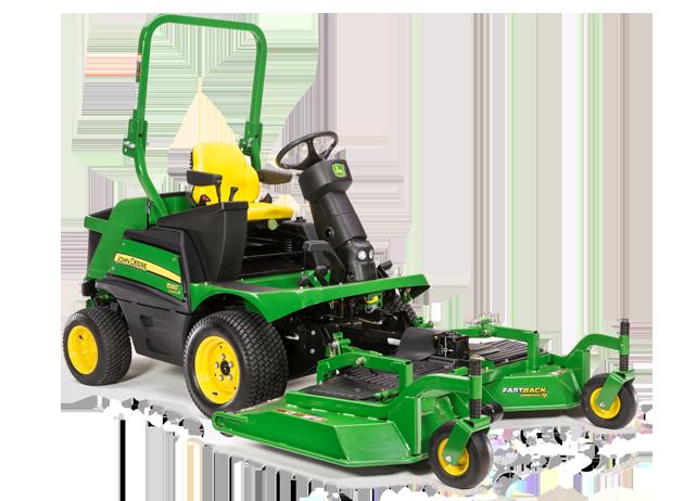 1580 TerrainCut Front Mower