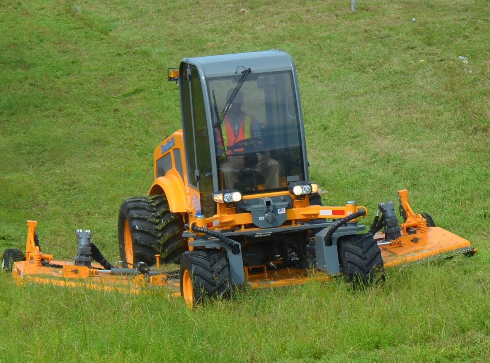 2012 MowerMax - Heavy Duty Industrial Wide Area Mower ...