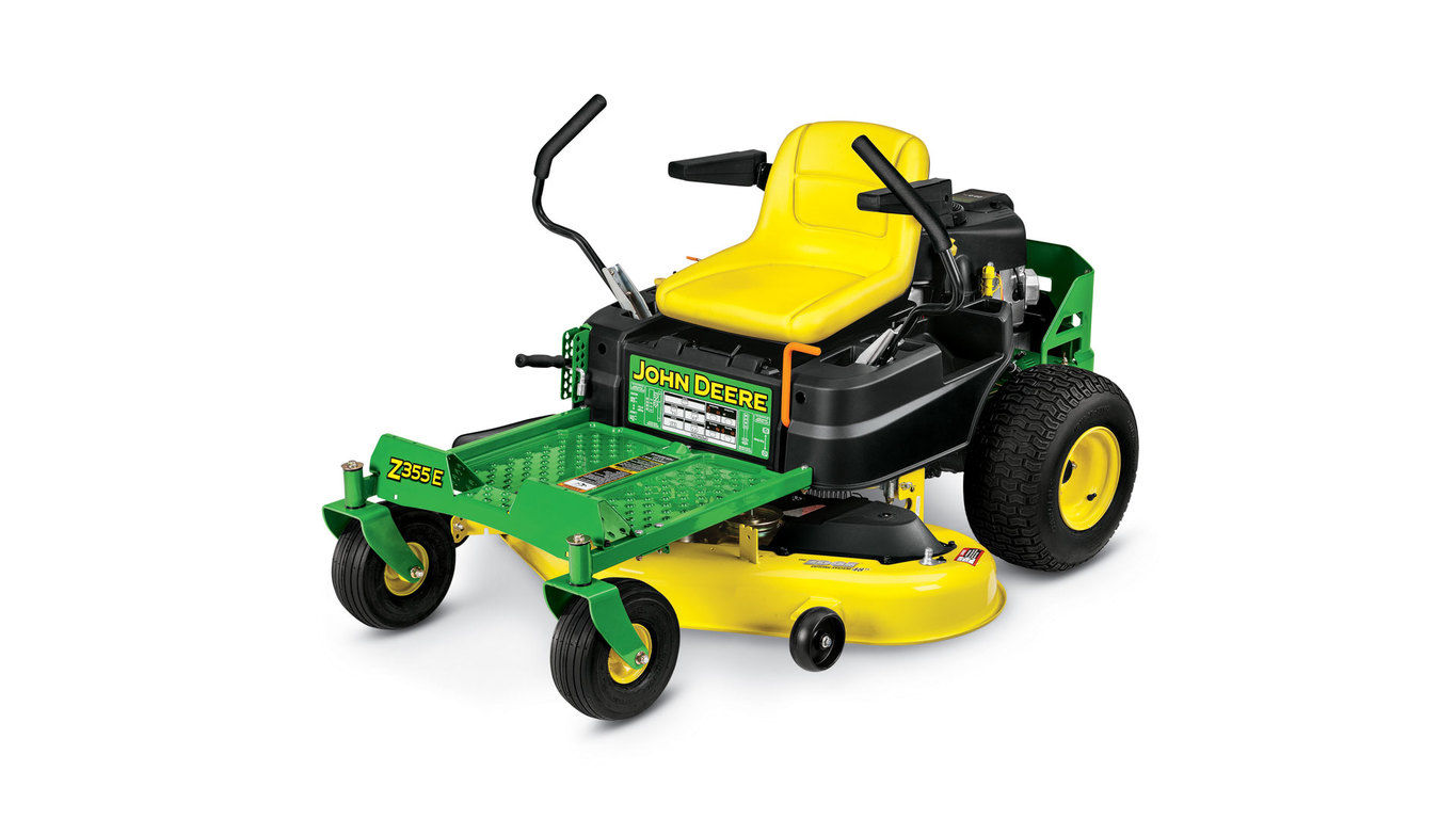 Z355E Residential ZTrak™ Mower with 48-in. Deck - New ...