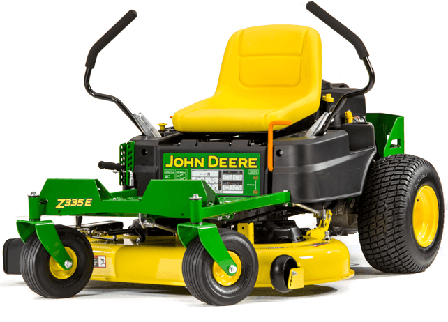 Residential Zero-Turn Mowers - Campbell Tractor Company