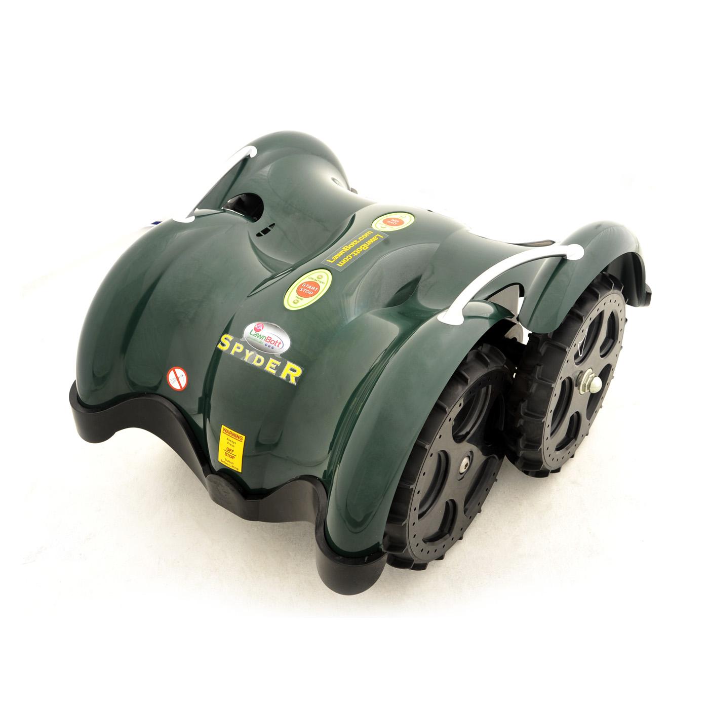 LawnBott LB1200 LawnBott Spyder Robotic Lawn Mower | ATG ...