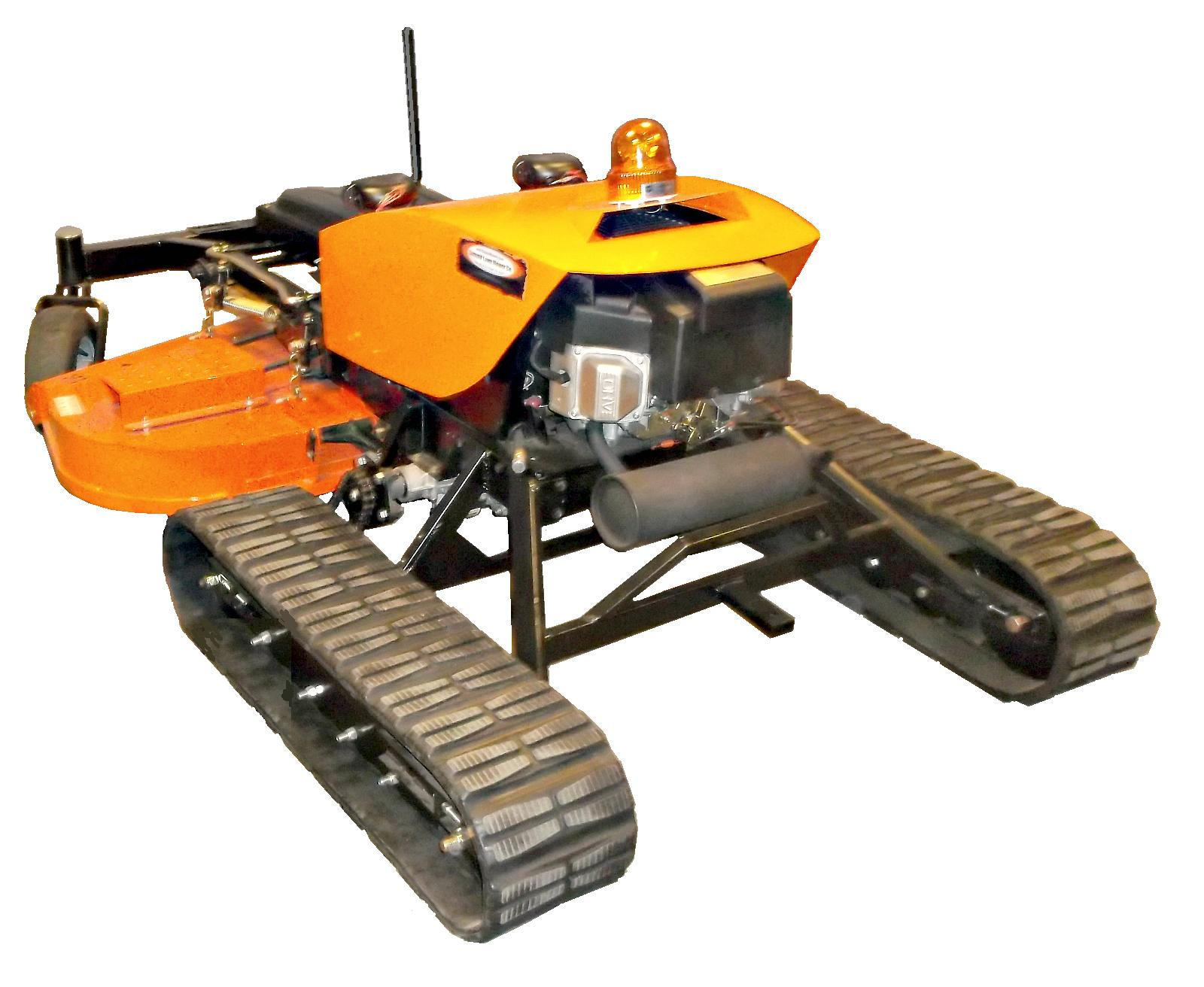 Summit Lawn Mower Company Introduces the World's First ...