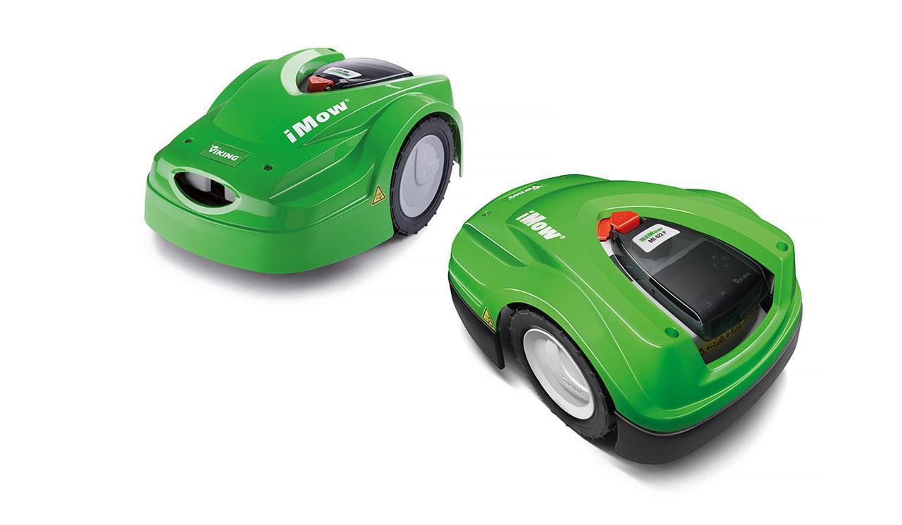 Husqvarna Automower & Viking iMow | Robotic Lawn Mowers