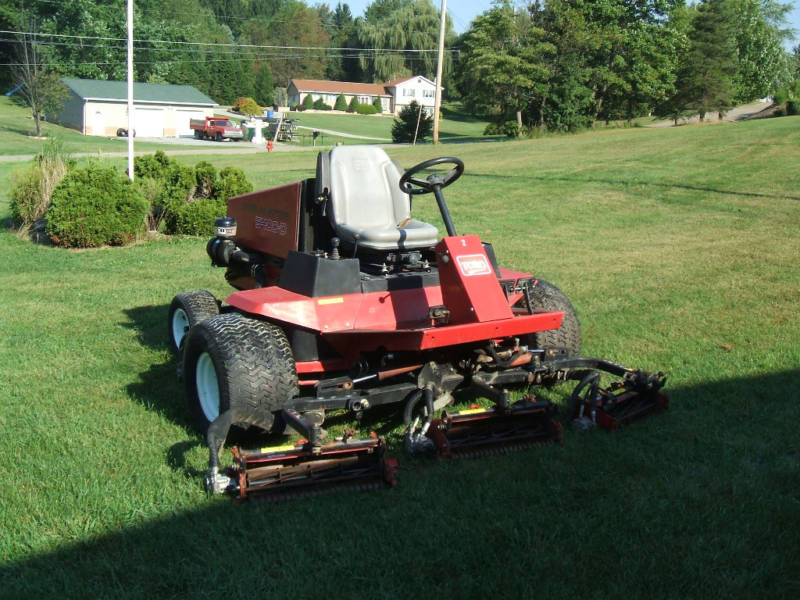 2000 TORO 5400-D FAIRWAY MOWER | eBay