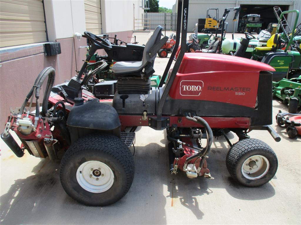 Toro Reelmaster® 5510 03680 290000316 - Fairway Mower ...