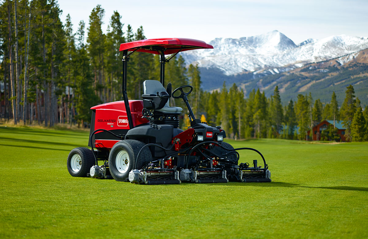 Toro | Fairway Mowers, Golf Course Mowers