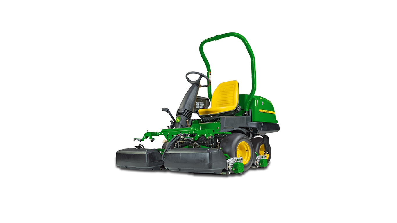 Riding Greens Mowers | 2500E E-Cut™ Hybrid Diesel | John ...
