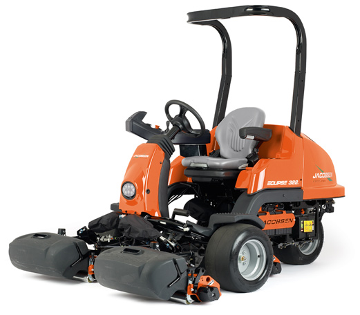 Jacobsen Eclipse® 322 Riding Greens Mower Now In Full ...