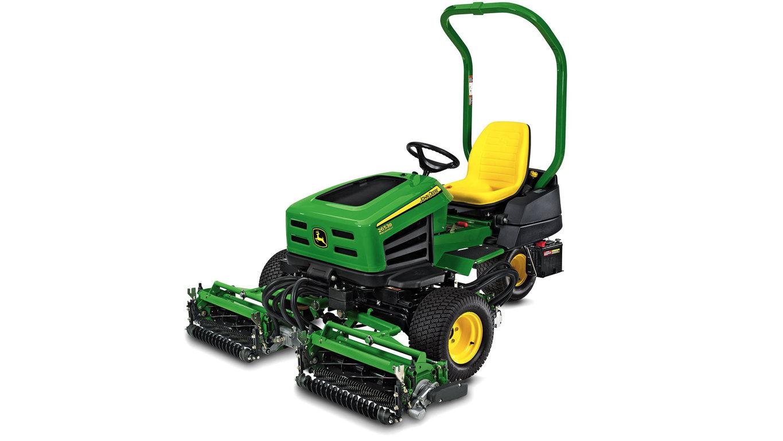 Used Toro REELMASTER 216 rough, trim and surrounds mowers ...