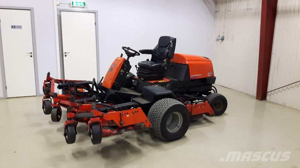 Used Jacobsen AR250 rough, trim and surrounds mowers Year ...