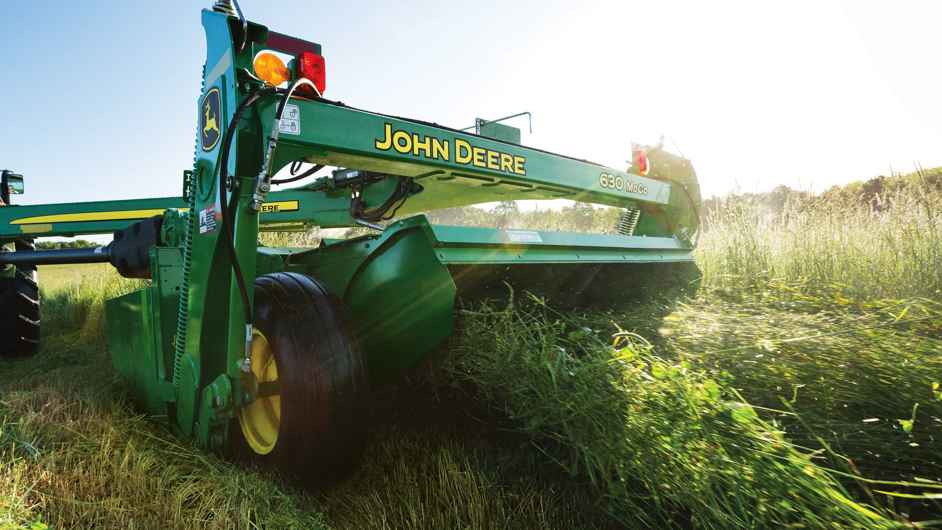Hay and Forage | Mowing Equipment | Mower-Conditioners ...