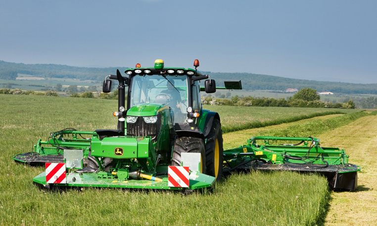 Mower-Conditioners | Hay and Forage | John Deere