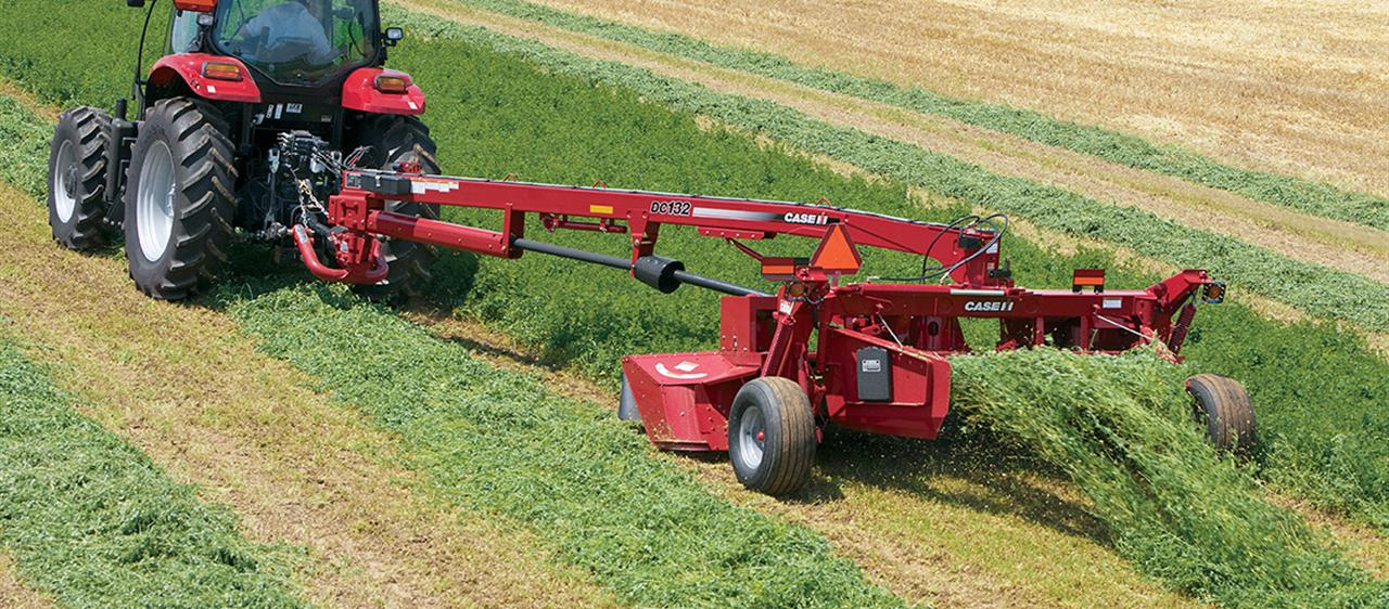 Mowers & Conditioners | Hay & Forage | Case IH