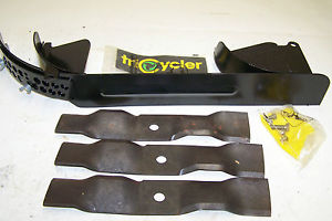 JOHN DEERE TRICYCLER MULCH KIT FOR 38 COMMERCIAL WALK BEHIND MOWERS ...