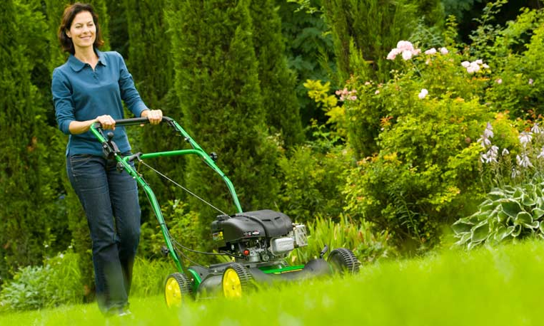 Mulching Walk Behind Mower