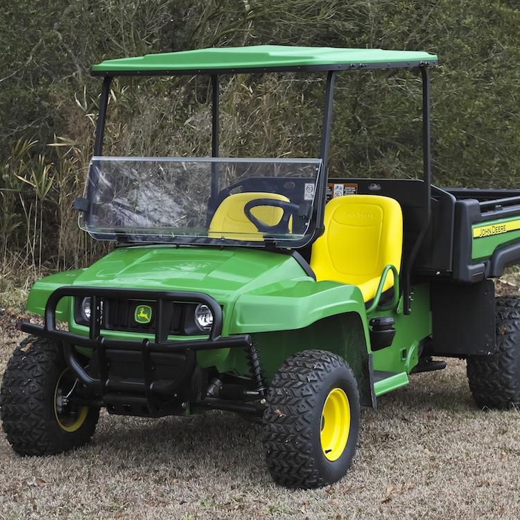 ABS Canopy Kit for John Deere TH Gators & 6x4 Models (2004-Current)