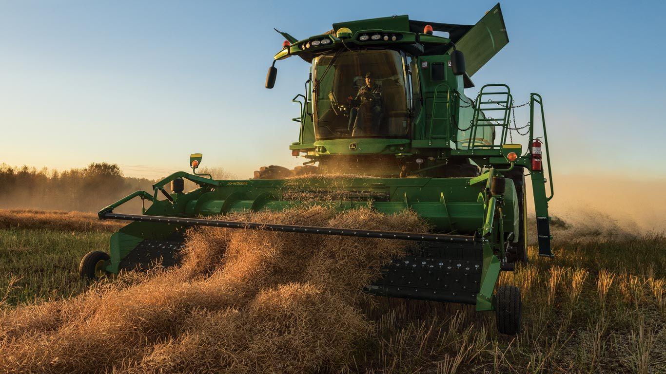 Harvesting Equipment | John Deere US