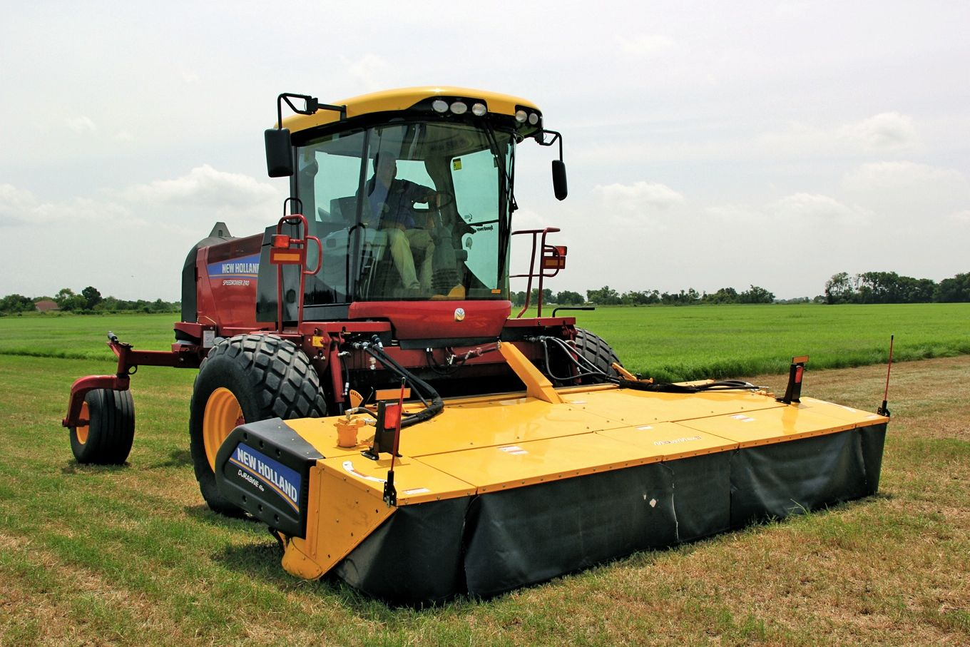 Manufacturers say new haying equipment will boost ...