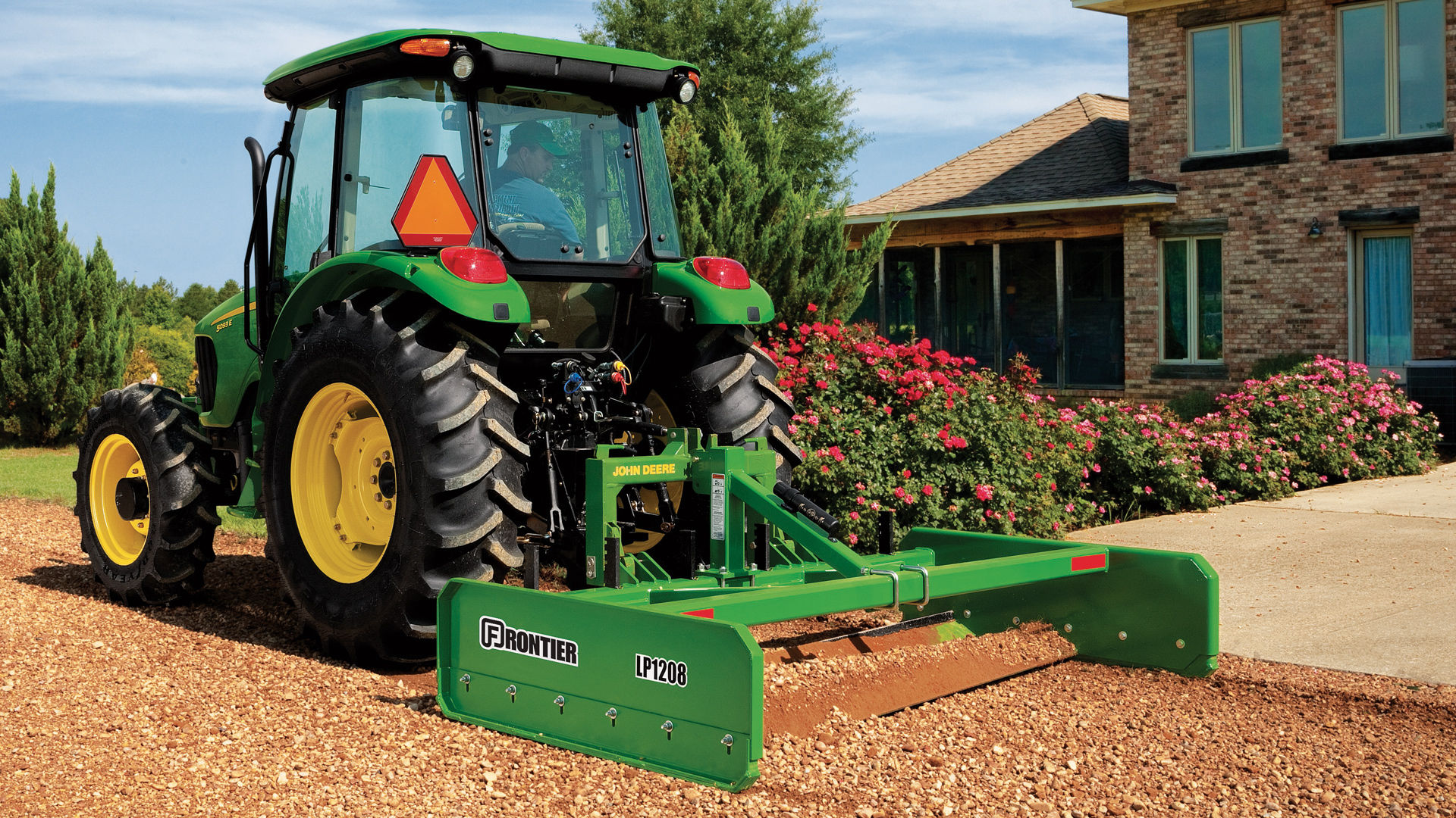 Frontier Landscaping Equipment | Koenig Equipment