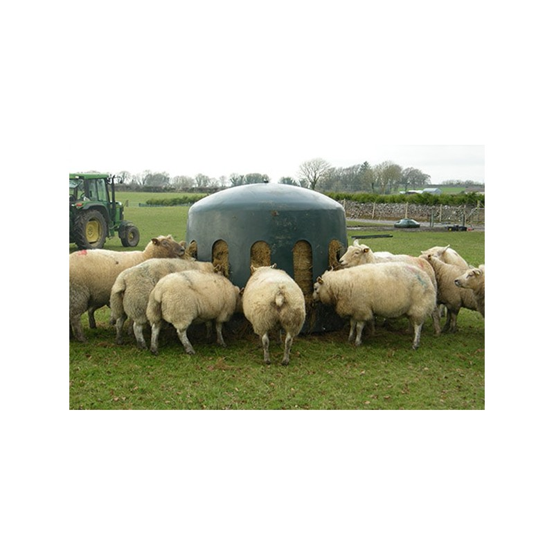Sheep Haybell Feeder - The Feed Bins & Storage Company