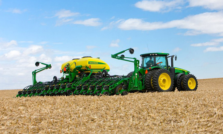 John Deere Planters Planting and Seeding Equipment