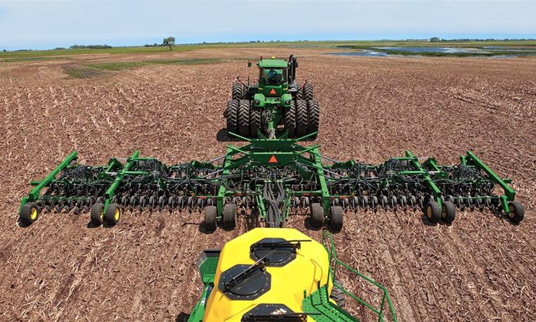 John Deere Planting and Seeding Equipment