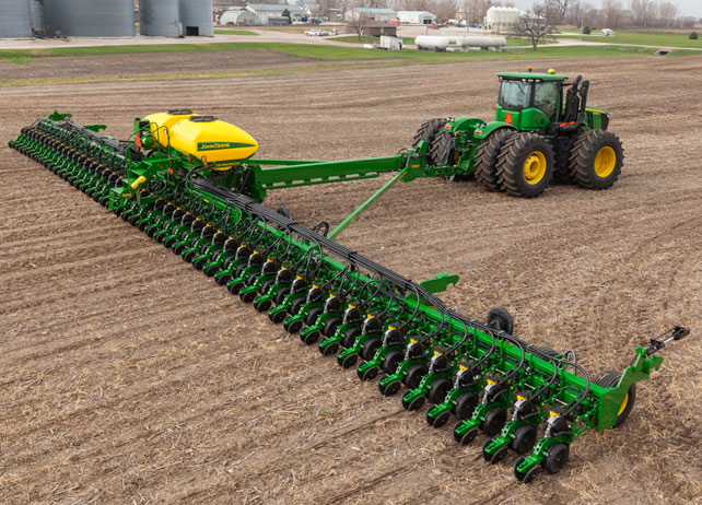 Image Gallery: John Deere Planting and Seeding Equipment ...