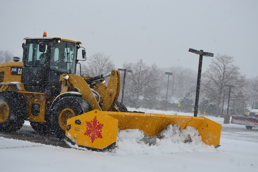 Galleries | Snow Systems Commercial Snow Removal