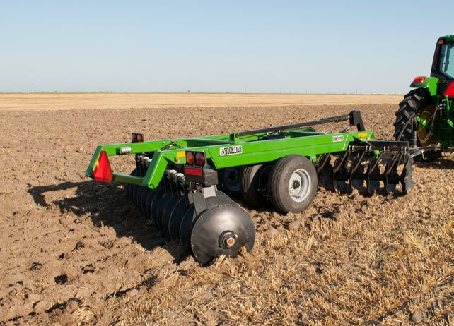DH52F Series Folding Offset Disks Tillage Equipment ...
