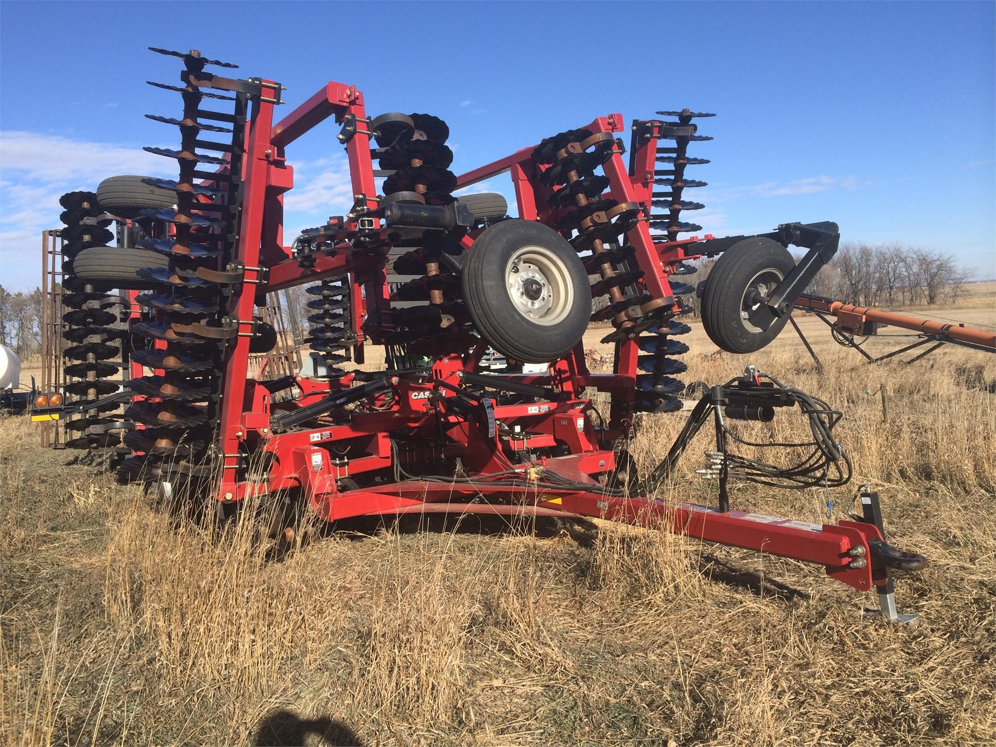 Wisconsin Ag Connection - CASE IH Vertical Tillage Tools ...
