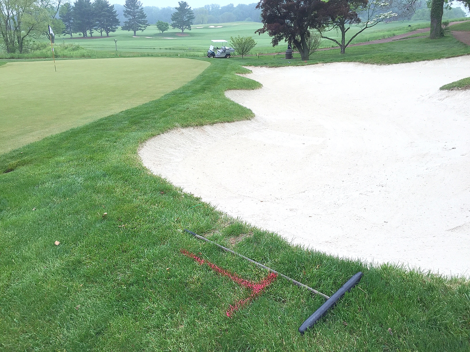 Staff Education: Bunker Rakes | Vicmead Hunt Club