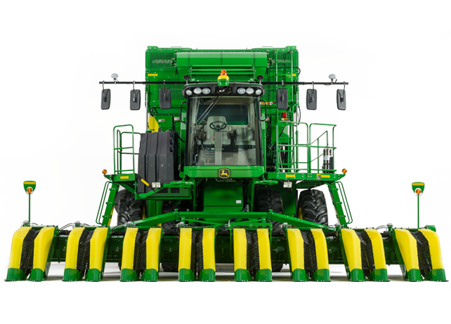 2007 John Deere 7460 Cotton Harvesting - Strippers - John ...