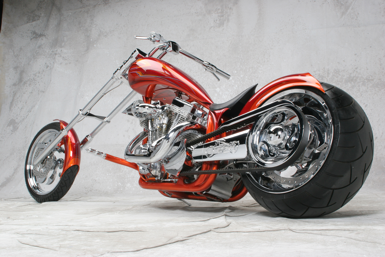 All 'bout Cars: Choppers