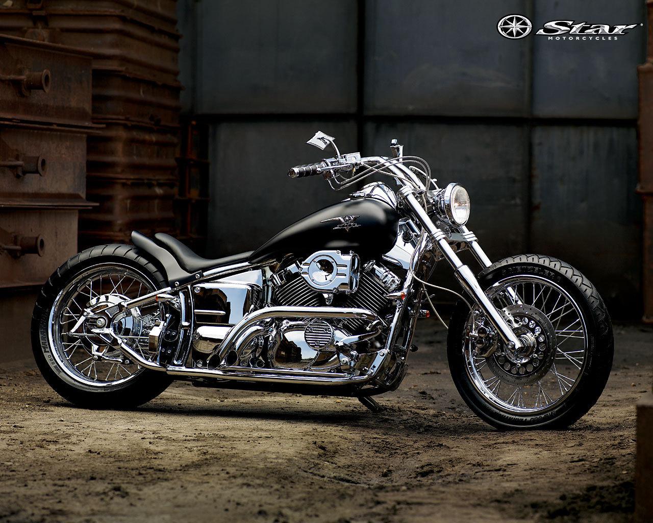 Custom Motorcycle Builders: Pictures Of Custom Motorcycles