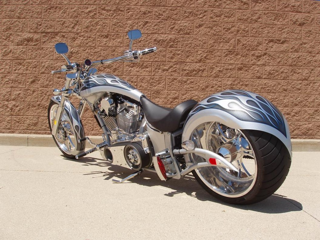 Motorcycles Denver: Chopper motorcycles