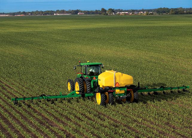 Nutrient Application | 2510L Liquid Fertilizer Applicator ...