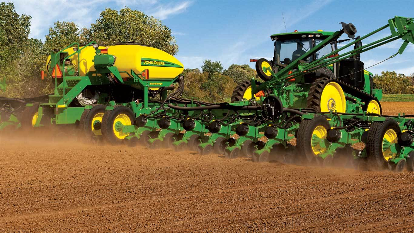 1775NT 24Row30 Drawn Planter - New Planters - Valley Ag ...