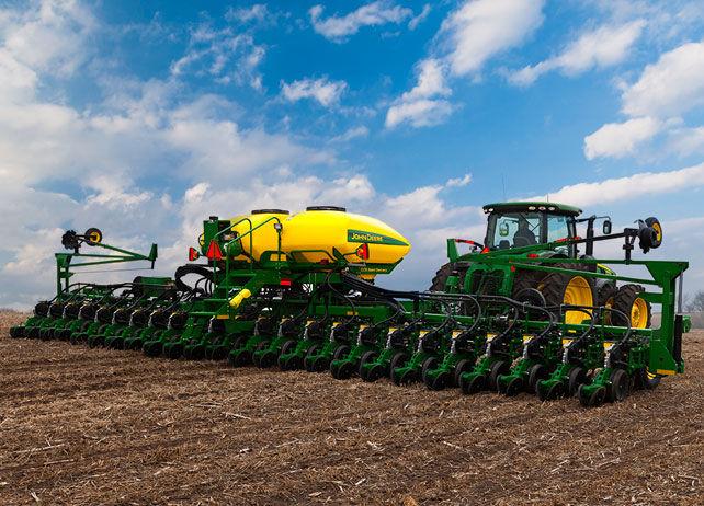 John Deere DB44 Planter DB Planter Series Planters ...