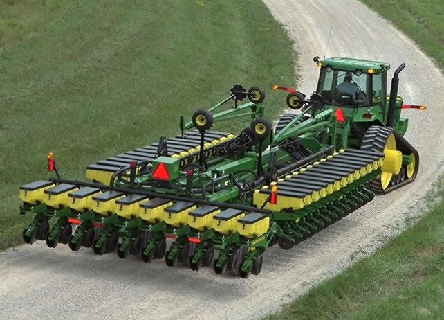 DB Planters | DB60T Planter | John Deere US
