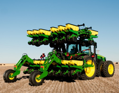 Orthman Introduces New Performance-Stacked Planters | 2014 ...