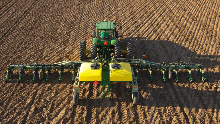 DR Planter Series - Riesterer & Schnell Inc