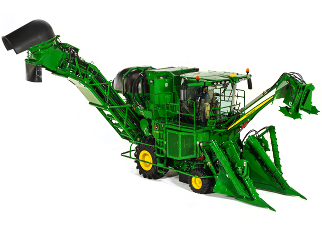 Sugar Harvesting   CH570 Cane Harvester   John Deere US