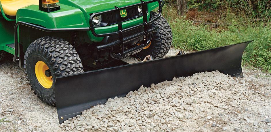 John Deere Blades Gator Utility Vehicle Attachments