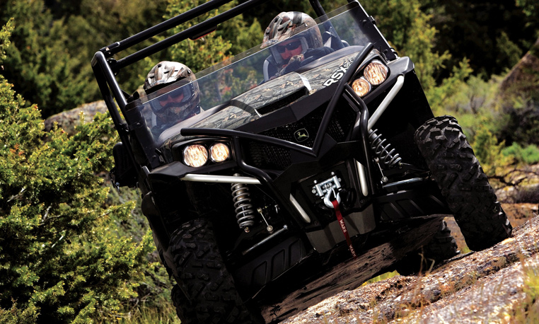 John Deere Gator Utility Vehicle Attachments